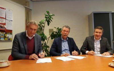 Zorggroep Charim ondertekent overeenkomst met Building Services