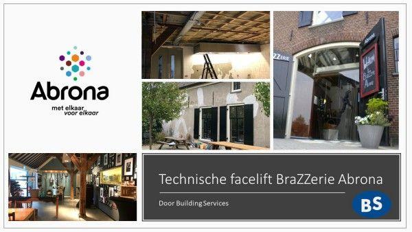 Technische facelift voor BraZZerie Abrona
