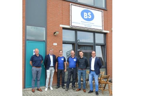 BS Groningen officieel geopend!