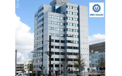 Renovatie CV installatie UMC Utrecht Matthias Geuns gebouw