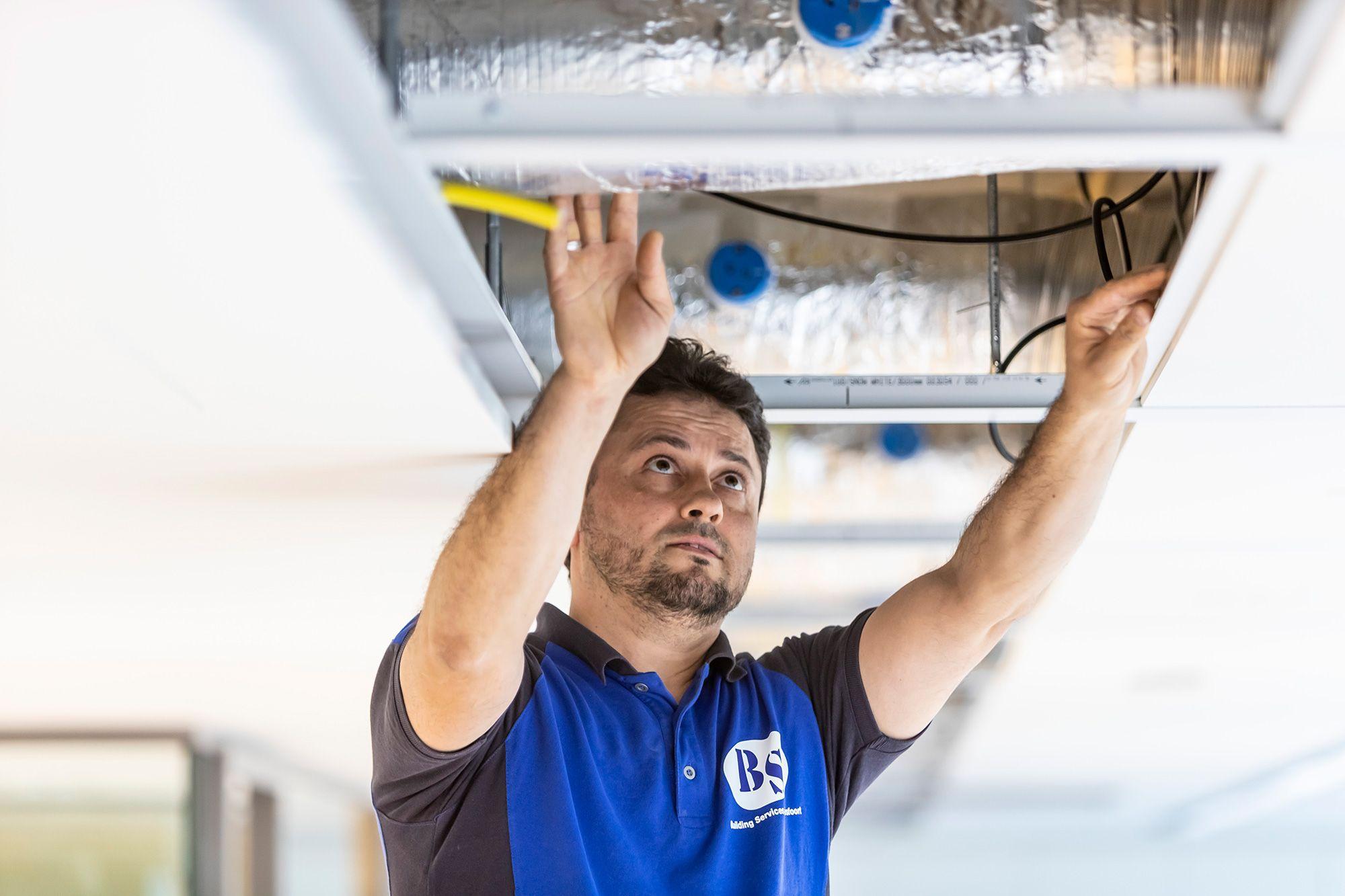 Werktuigbouwkunde bij Buildingservices